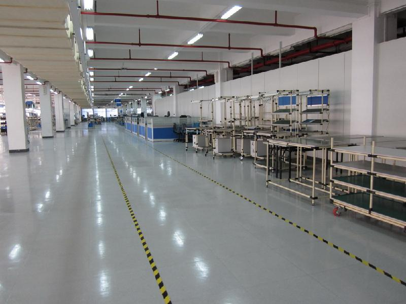 Electronic industry purification engineering